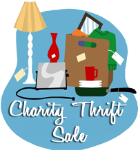 Charity Thrift Sale - Yard Sale Brandon fl