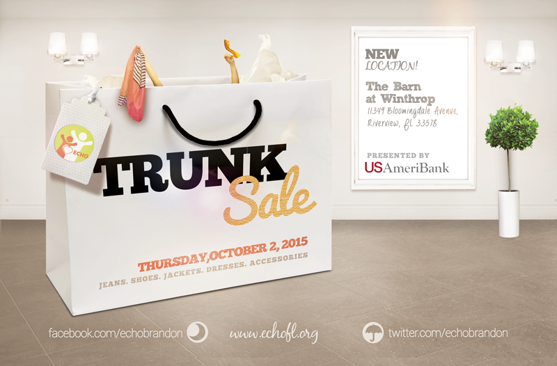 ECHO Designer Trunk Sale @ The Barn at Winthrop | Riverview | Florida | United States