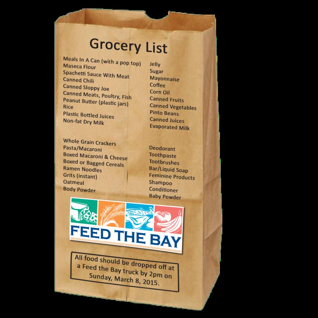 Feed The Bay