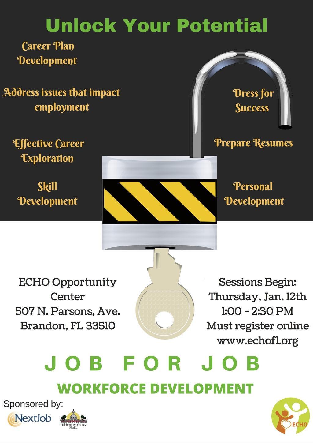 Job for Job @ ECHO  | Brandon | Florida | United States