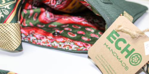 ECHO Handmade MakeUp Bags