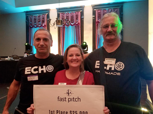 ECHO of Brandon Fast Pitch Winner