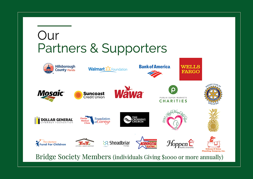 ECHO Partners & Supporters